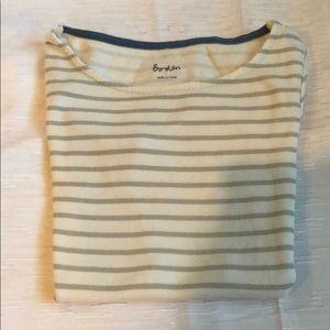 Boden Tops - White Boden Shirt
